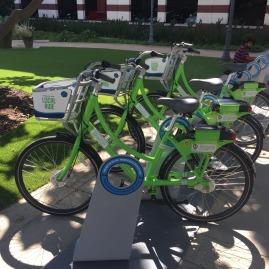Bikeshare Programs in West Los Angeles